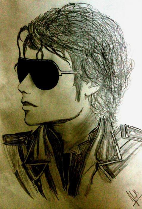 Michael Jackson by Vinnysv
